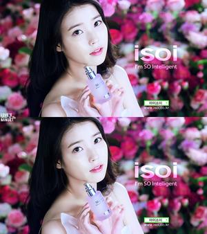[SCREENCAP] IU for 아이소이 (isoi) TV CF by @IUmemory0516
