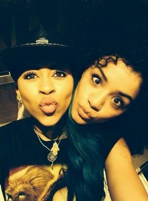Sheeren and Amira