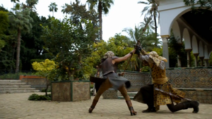 The Water Gardens of Dorne - Game of Thrones - A día in the Life
