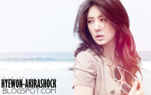 Korean Actors And Actresses Wallpaper Containing A Portrait Entitled Yoon Eun Hye