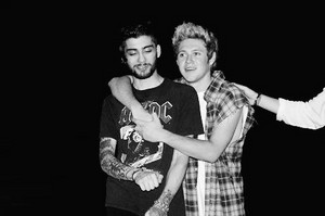 Ziall -Backstage