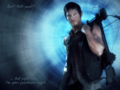 ...your guardian angel - daryl-dixon wallpaper