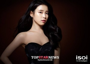 150206 ‪IU‬ for 아이소이 (‪‎isoi‬) by TopstarNews.Net