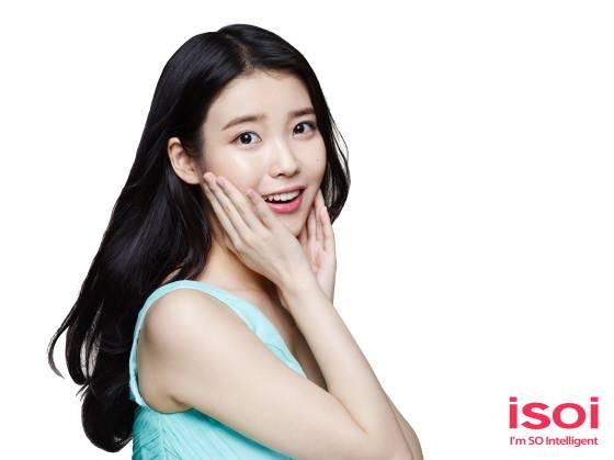 150206 IU for 아이소이 isoi from Starnews
