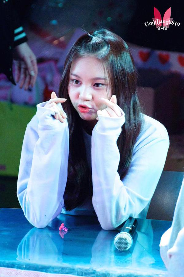 150215 G-Friend Umji - First Fanmeet