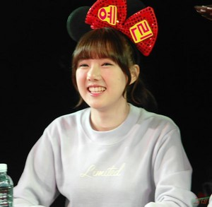 150215 G-Friend Yerin - First Fanmeet