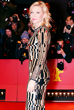 65th Berlinale International Film Festival, February 13, 2015.