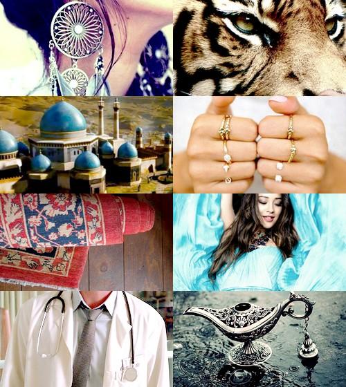 ADF Picspam Series {Characters; Rana}