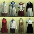 AKB48, Team A - 1st Stage : PARTY ga Hajimaru yo (costume)