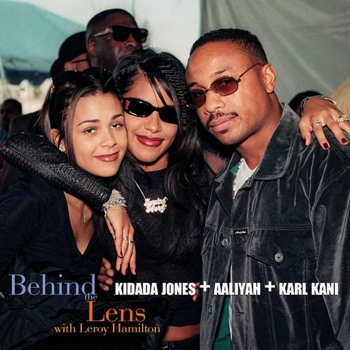 Aaliyah wallpaper probably containing sunglasses titled Aaliyah *RARE*