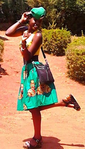 African girl!!!!