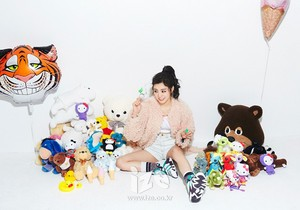 After School Lizzy - ize Magazine January Issue '15