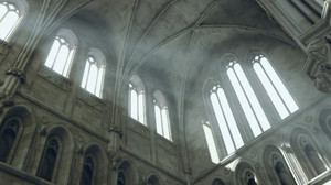 Alfred's Cathedral Roof
