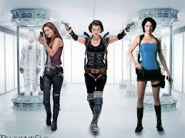 Alice,Claire,Jill