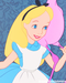 Alice      - alice-in-wonderland icon