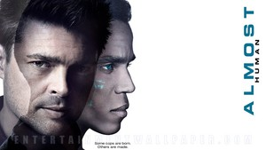 Almost Human wallpaper