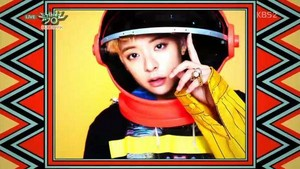 Amber's Teasers from Music Bank
