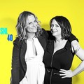Amy Poehler and Rachel Dratch @ SNL's 40th Anniversary Special