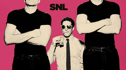 Andy Samberg 壁紙 entitled Andy Samberg Hosts SNL: May 17, 2014