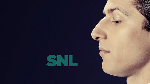 Andy Samberg 壁紙 with a portrait titled Andy Samberg Hosts SNL: May 17, 2014