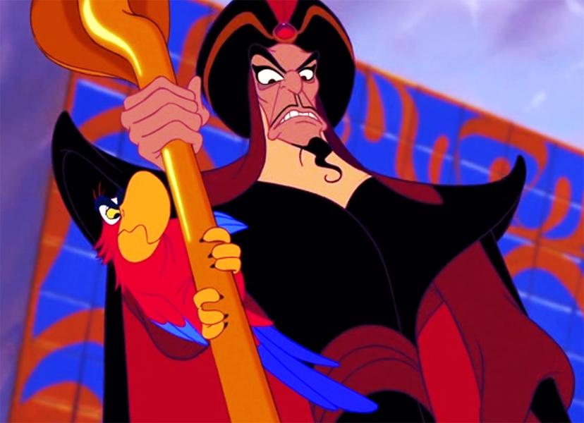 Angry Jafar