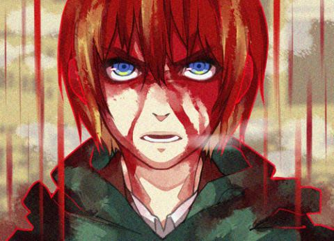 Shingeki no Kyojin (Attack on titan) wallpaper possibly with anime titled Armin Arlert!~