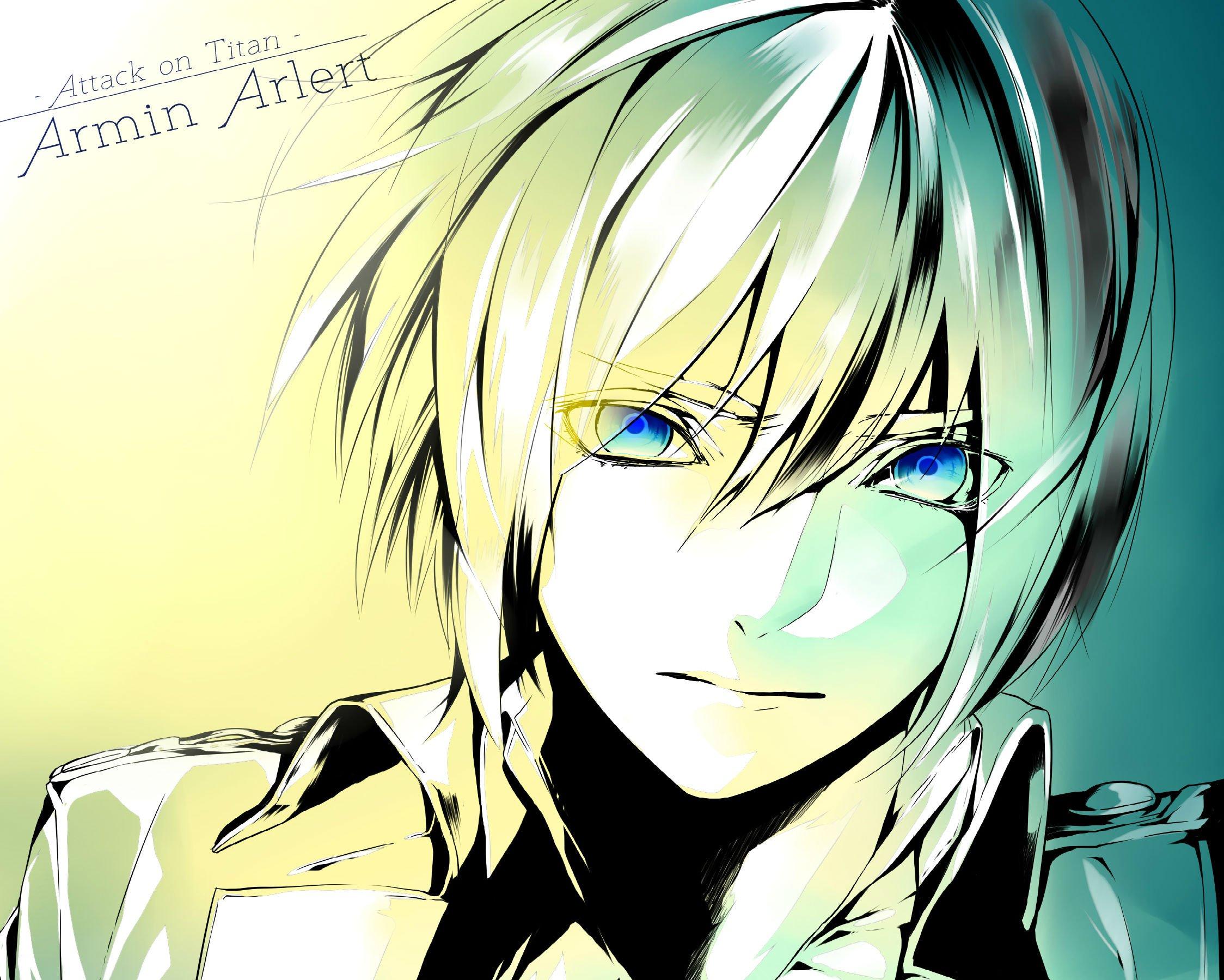 Shingeki No Kyojin Attack On Titan Images Armin Arlert Hd