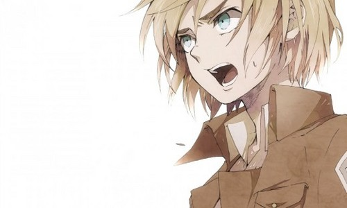 Shingeki no Kyojin (Attack on titan) wallpaper titled Armin Arlert!~