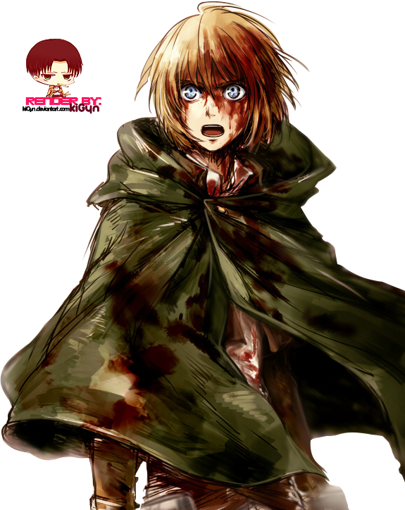 Armin Arlert!~