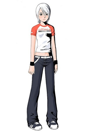 Ashley Mizuki Robins