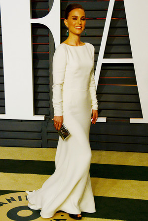 Attending the 2015 Vanity Fair Oscar Party in Beverly Hills, CA (Feb 23rd 2015)