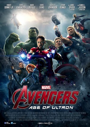 Avengers: Age of Ultron Alternate Poster
