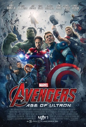 Avengers: Age of Ultron New Poster