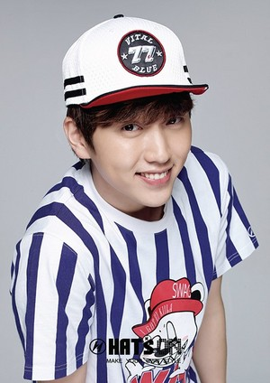 B1A4 Is Cute and Charming for Hat's On