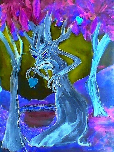 Bad apple tree   Wizard of Oz