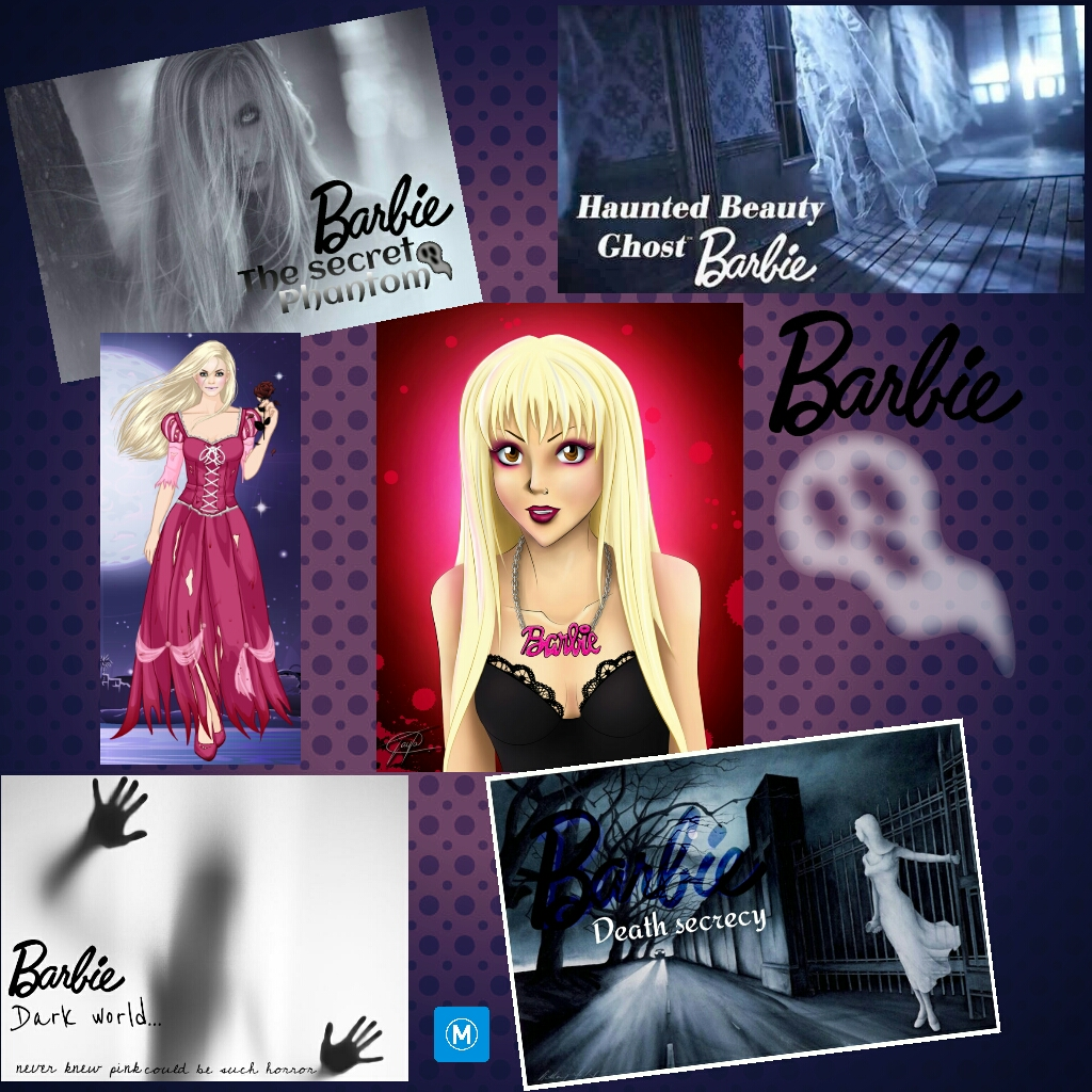 Barbie Horror Filem Collection!