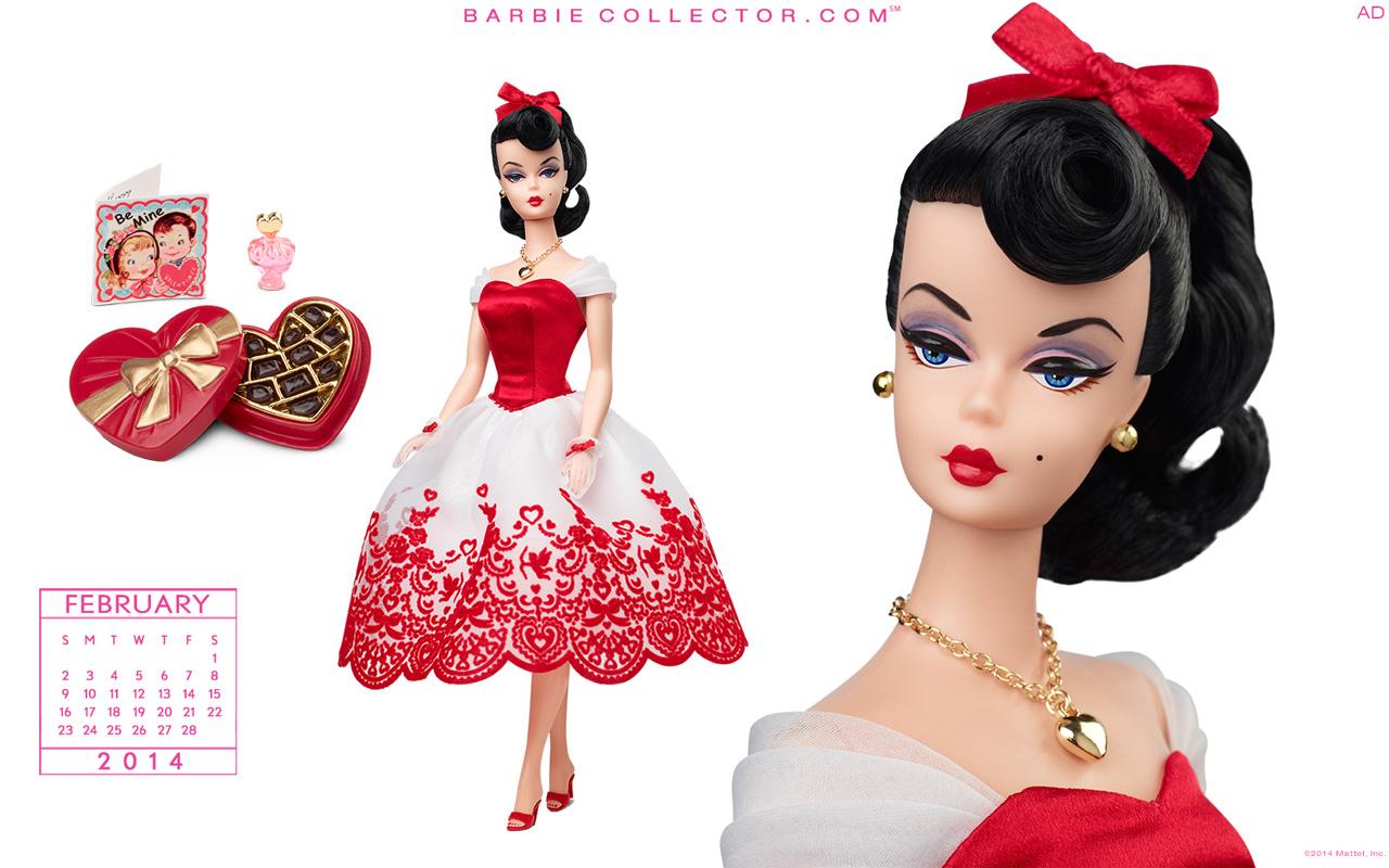 barbie & disney valentine's day images barbie valentine's day hd, Ideas