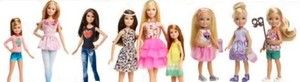 Barbie & Her Sisters: The Great Puppy Adventure Preview Dolls!