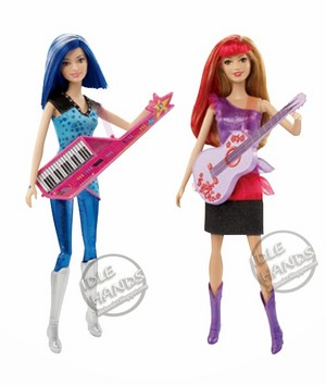 Barbie™ in Rock 'N Royals: Co-Star Asst