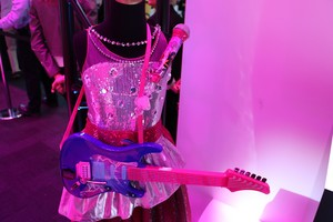 Barbie in Rock'n Royals Costume