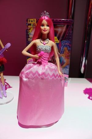 Barbie in Rock'n Royals Courtney Doll