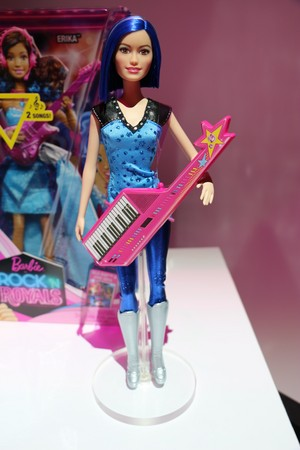 barbie in Rock'n Royals Doll
