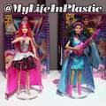 Barbie in Rock 'n Royals Dolls (Courtney and Erika)