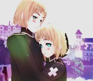 Vash & Lili - MMD