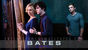 Bates Motel Hintergrund