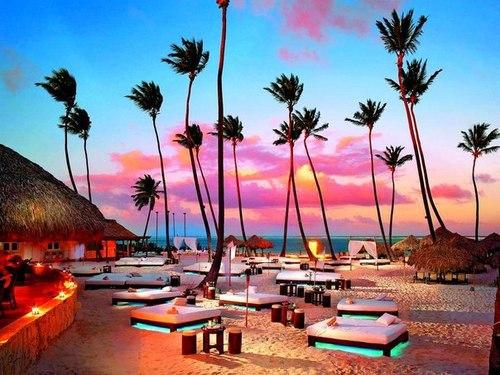Summer fond d'écran containing a resort titled plage Resort
