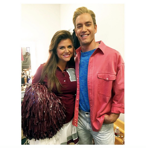 Saved by the Bell wallpaper called Behind The Scenes - Saved By the Bell Reunion