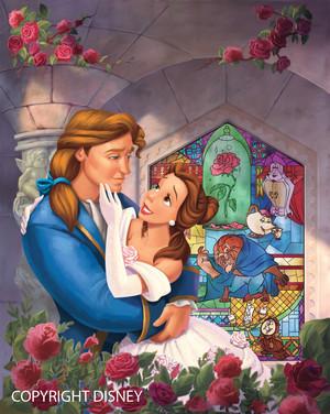 Belle and Adam