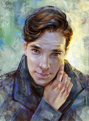 Benedict Cumberbstch