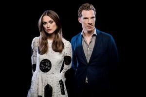 Benedict and Keira